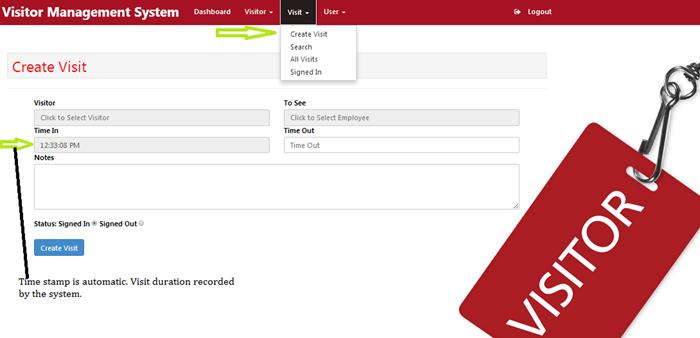 Visitor Management System | Zoycom Solutions